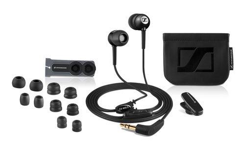Sennheiser CX 400-II Precision Stereo-In-Ear-Kopfhörer (1,2 m Kabellänge, 3,5 mm Klinkenstecker,...