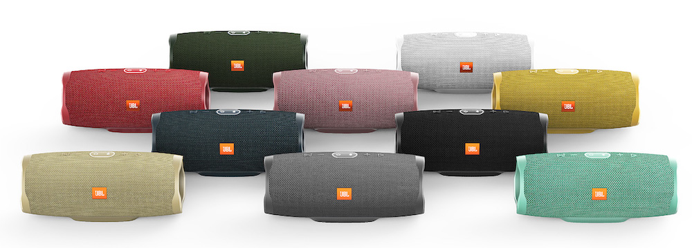 JBL Charge 4 Farbauswahl