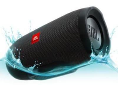 JBL Charge 4 im Wassertest