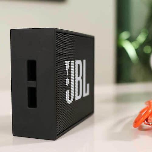 Seitenansicht JBL Go