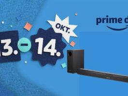 Amazon Prime Day 2020 Soundbar Angebote