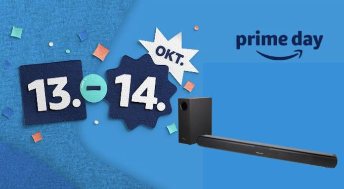 Amazon Prime Day 2020 Soundbar Angebote