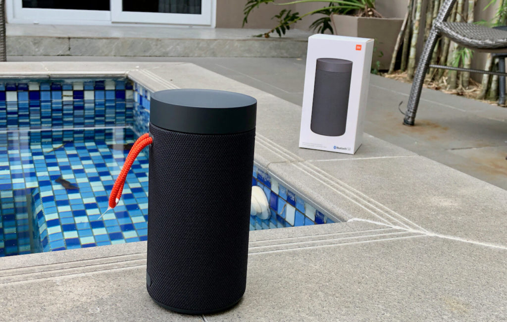 Xiaomi Mi Outdoor Bluetooth Speaker Erfahrung