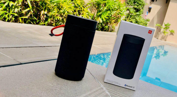 Xiaomi Mi Outdoor Bluetooth Speaker Test und Erfahrungen