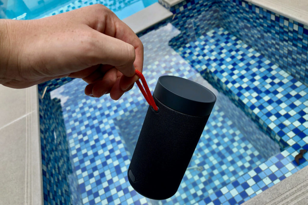 Xiaomi Mi Outdoor Bluetooth Speaker wasserdicht