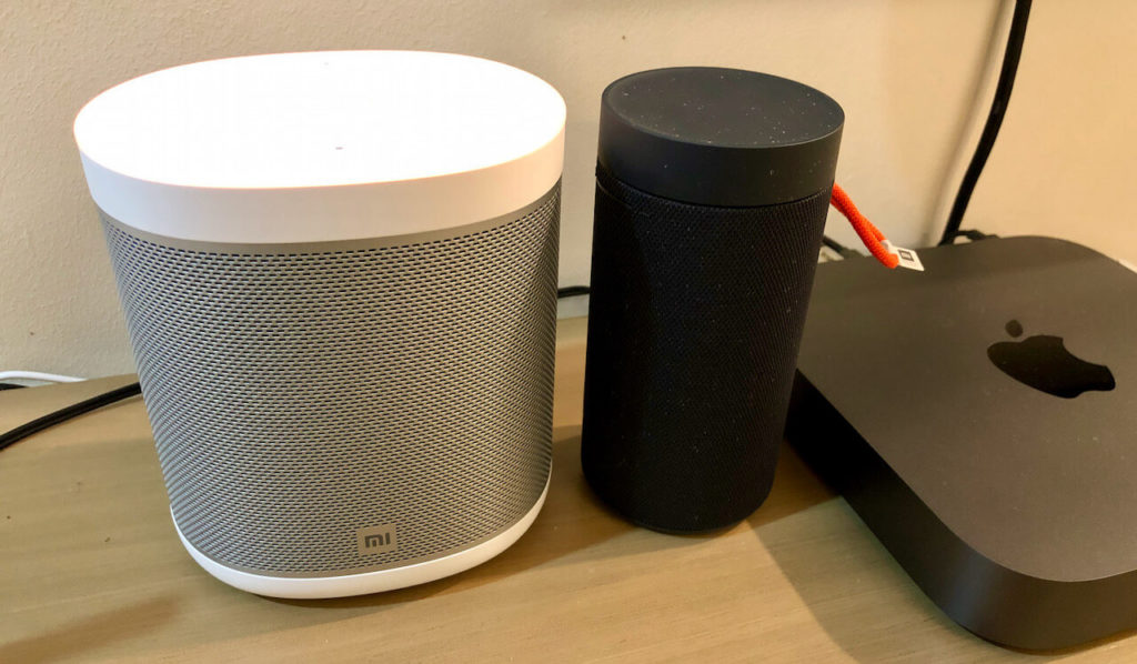 Xiaomi Smart Speaker vs Xiaomi Outdoor Speaker